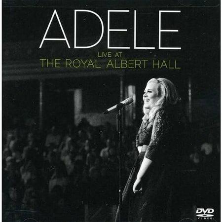 Adele   Live At The Royal Albert Hall  Dvd Cd