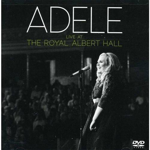 Live At The Royal Albert Hall (DVD/CD)
