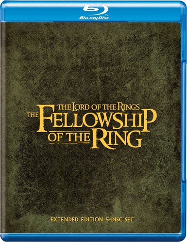 Lord of the Rings: Fellowship of the Ring (Blu-ray) by