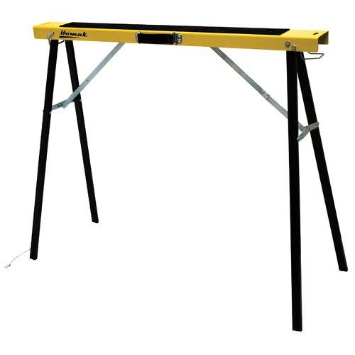 Homak Sawhorse 39''W Steel Top Workbench (Set of 2) by