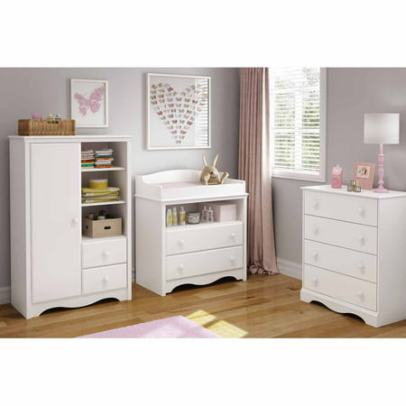South Shore Angel Nursery Furniture Collection