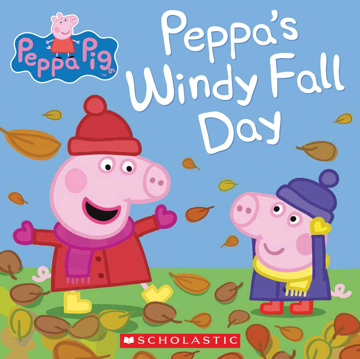 Peppa Pig: Peppa's Windy Fall Day (Other)