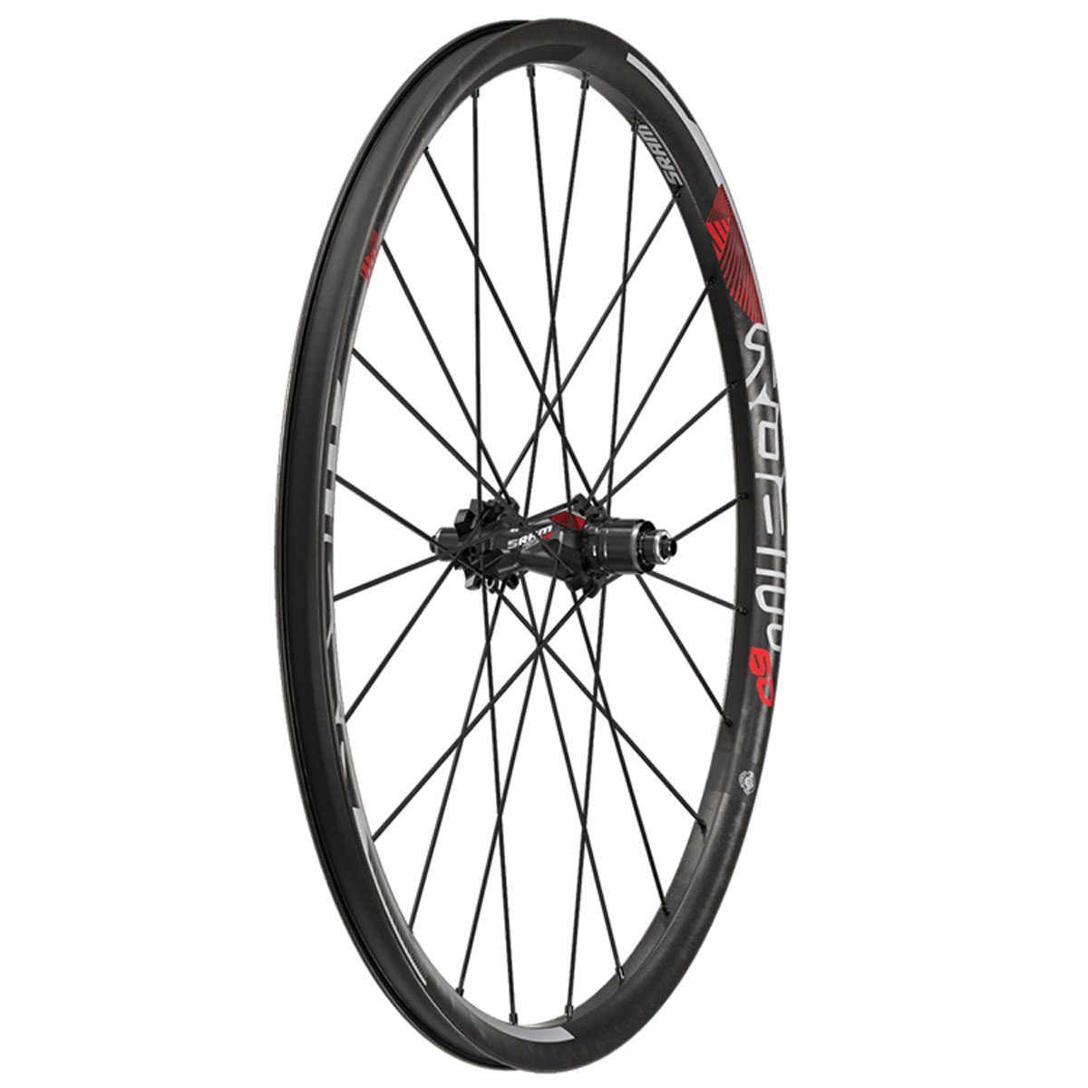 "SRAM Roam 60 Rear 29"" UST XD 11/12-S Wheel QRx135mm/12x142mm End Caps"
