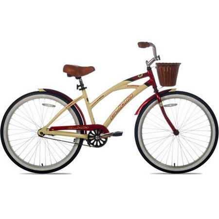 "26"" Kent La Jolla Cruiser Womens Bike by"