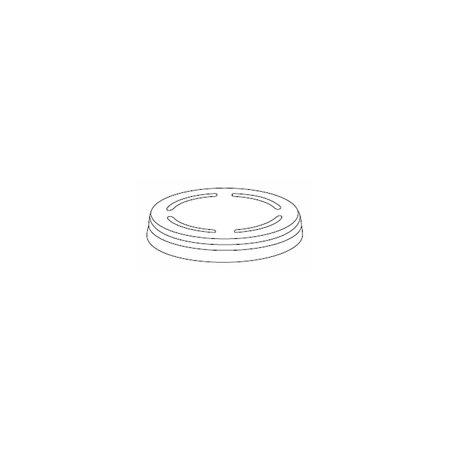 Led Glassware (Dinex DX63-65 Procap Glassware Lid for 63-65MM Range - 2000 /)
