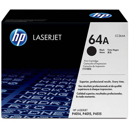 HP 64A (CC364A) Black Original Laser Jet Toner Cartridge