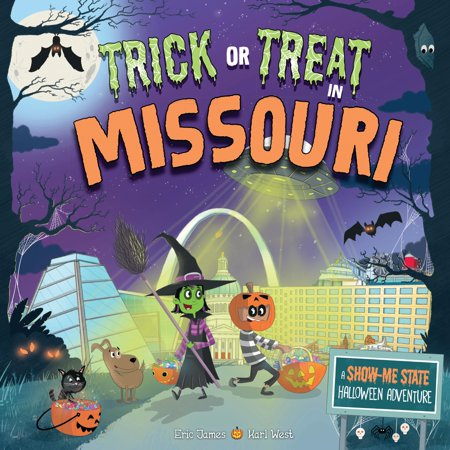 Trick Or Treating On Halloween 2019 (Trick or Treat in Missouri : A Show-Me State Halloween)