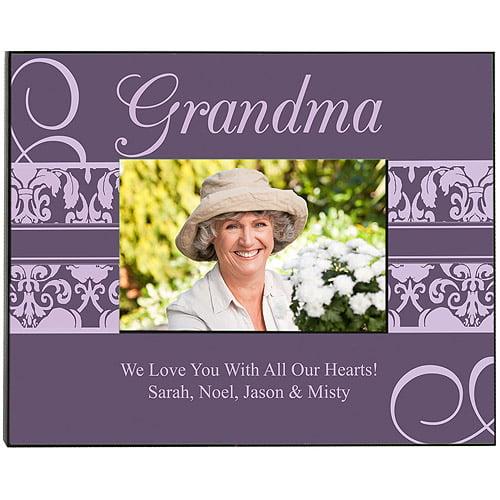 Personalized Grandma Frame