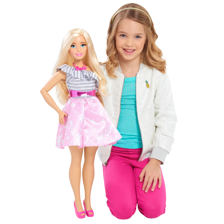 "Barbie 28"" Best Fashion Friend Doll - Blonde Hair"