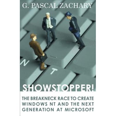 Showstopper Series (Showstopper! : The Breakneck Race to Create Windows NT and the Next Generation at Microsoft )