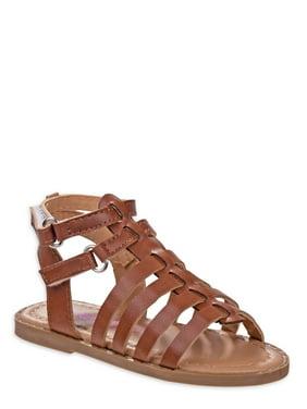 Kensie Girl Summer Days Gladiator Sandals (Toddler Girls)
