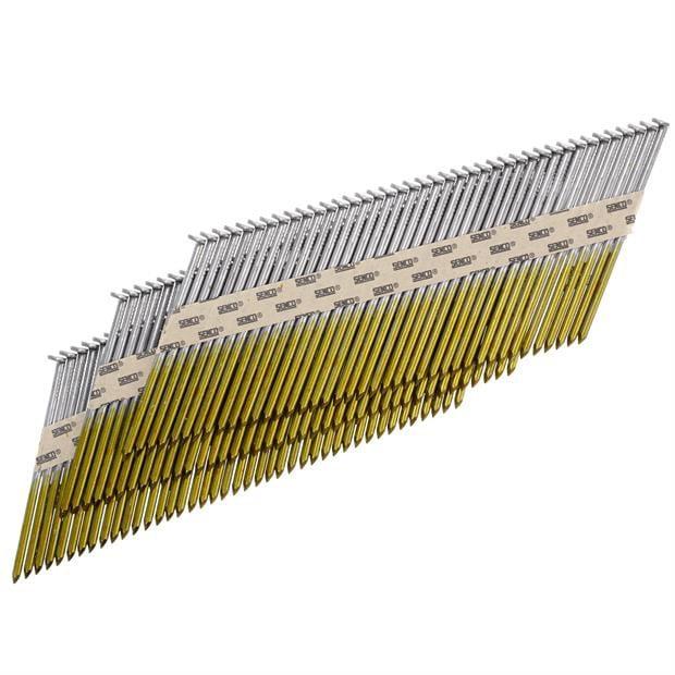 SENCO H527APBXR .12 x 3 in. Bright Basic ProHead 34 Degree Paper Tape Nails (500-Pack)
