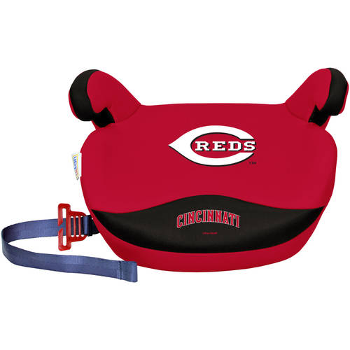 Lil Fan MLB Licensed No Back Booster Car Seat Collection