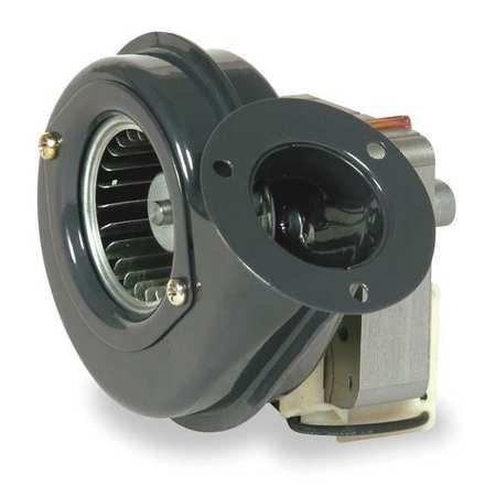 DAYTON 1TDN1 Round Rolled Steel OEM Specialty Blower, 9.3 cfm, 3394 RPM