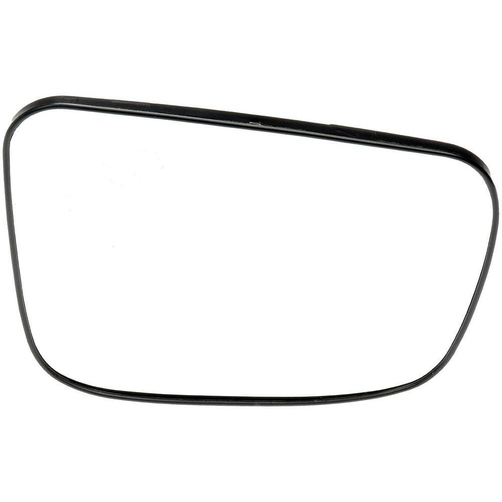 56570 Nissan Versa Driver Side Plastic Backed Door Mirror