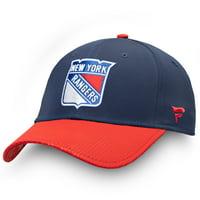 New York Rangers Fanatics Branded 2019 NHL Draft Flex Hat - Navy