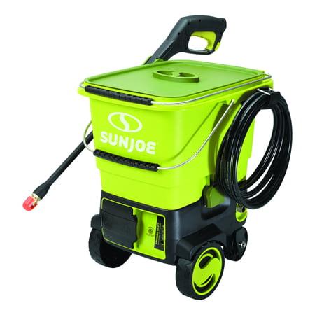 Sun Joe SPX6001C Cordless Pressure Washer   1160 PSI   iON 40V   4.0