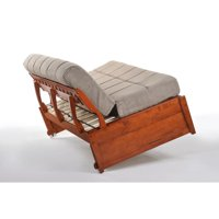 Thomas Jefferson daybed in Cherry finish