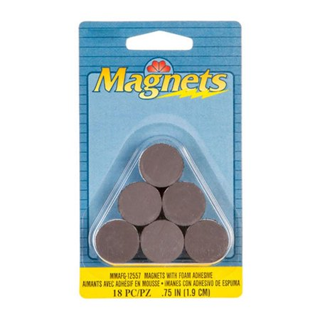18 Self Adhesive Magnets](Self Adhesive Magnets)