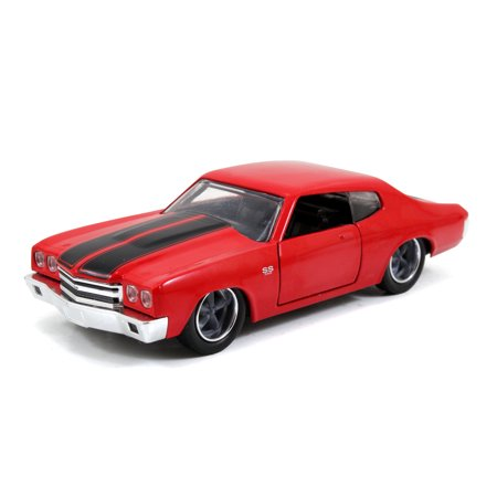 Jada Toys Fast & Furious 1:32 Scale Die Cast Car 1970 Chevy Chevelle
