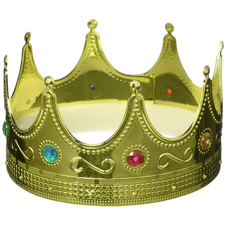 Royal King's Crown Party Accessory