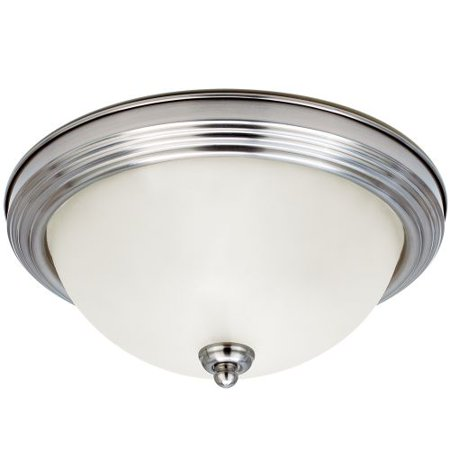 Sea Gull Lighting 79163BLE Ceiling Flush Mount 1 Light Energy Star Flush Mount C (Forecast Flush)
