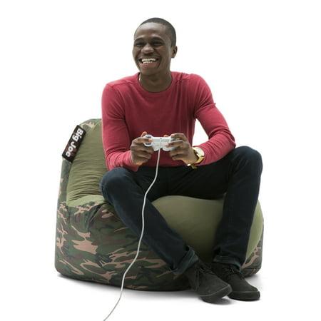 Big Joe Warp Bean Bag Chair Multiple Colors Walmart Com
