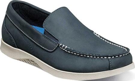Pick SZ//Color. Nunn Bush Mens Bayside Venetian Slip-On Boat Shoe