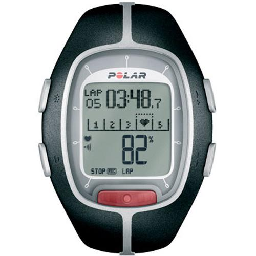 Polar RS-200 Heart Rate Monitor  Black