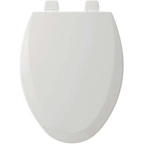 bemis 1500ttt wood elongated toilet seat available in various colors