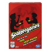 Classic Scattergories Game, Party Game for Ages 13 and up