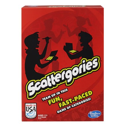 Classic Scattergories Game, Party Game for Ages 13 and
