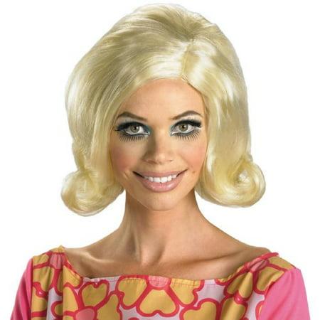 Barbie Adult Flip Wig - Barbie Wig