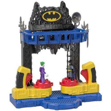 Imaginext DC Super Friends Battle Batcave with Batman & The