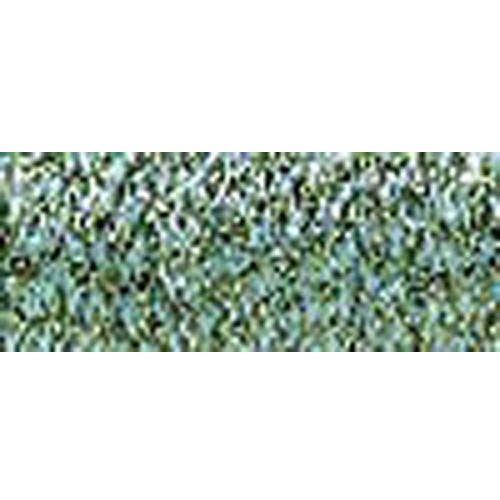 Kreinik Fine Metallic Braid, #8, 11yd, Peridot