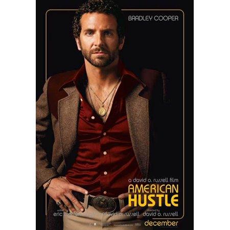 American Hustle 2013 11x17 Movie Poster Walmart Com