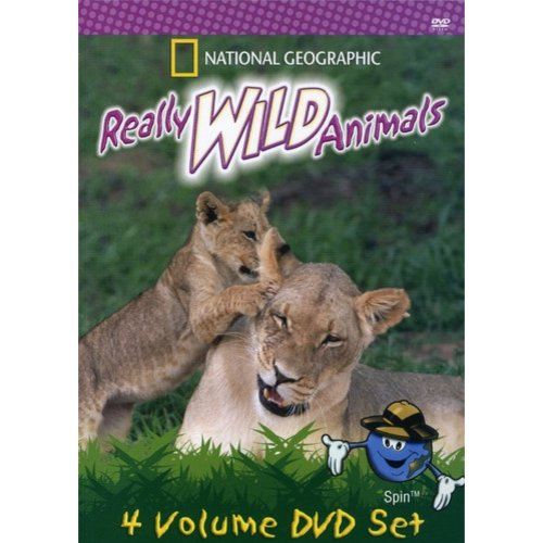 National Geographic - Really Wild Animals [DVD]