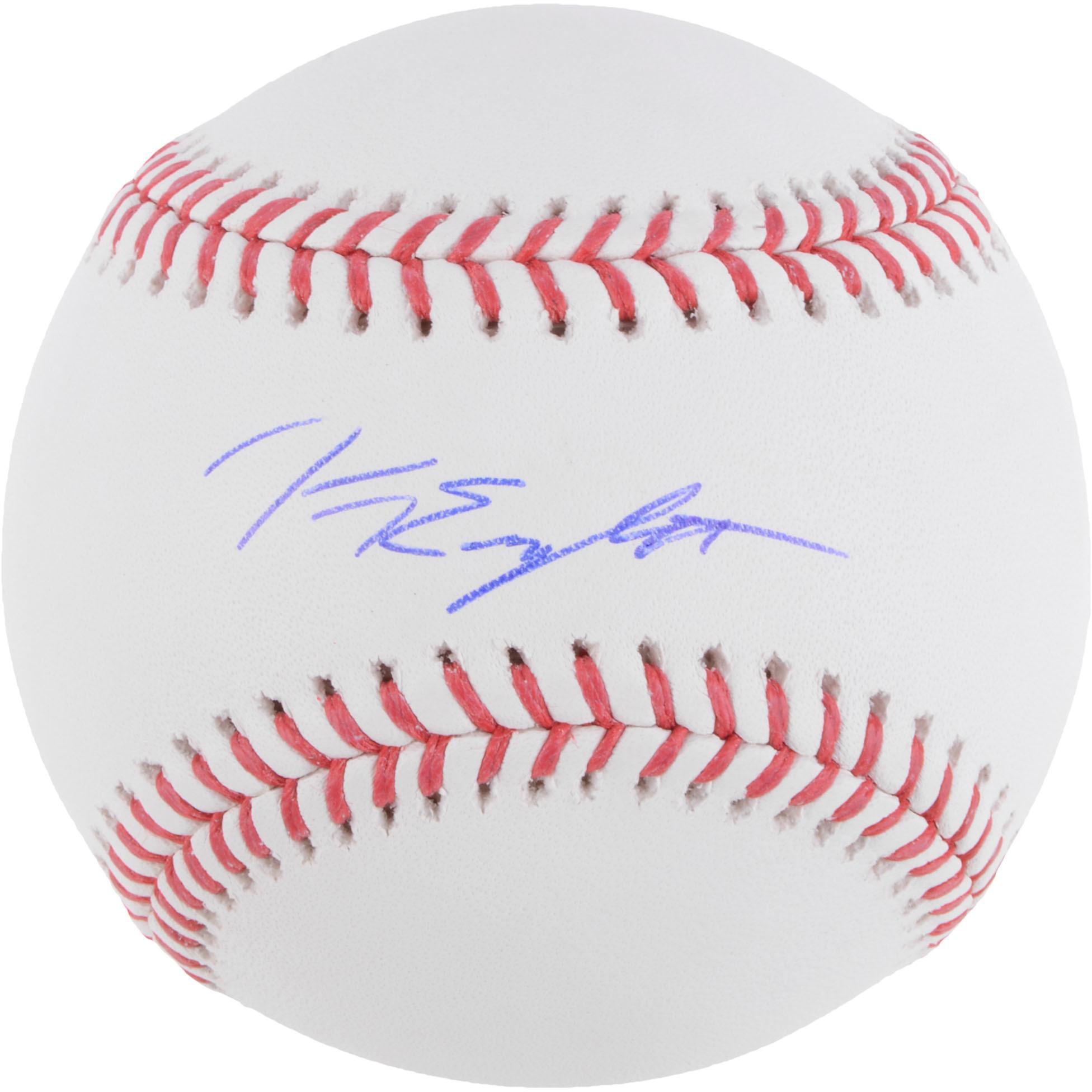 Kole Enright Texas Rangers Autographed Baseball - Fanatics Authentic Certified