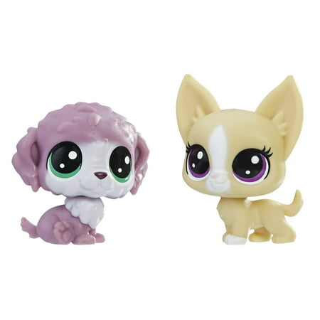 Lps Costumes (Littlest Pet Shop Chunky Waterfluff & Mayor)