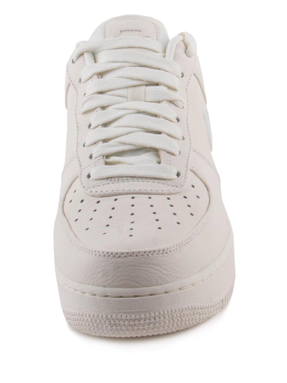"Nike Mens Air Force 1 Retro PRM ""Jewel Pack"" Sail 941912-100"