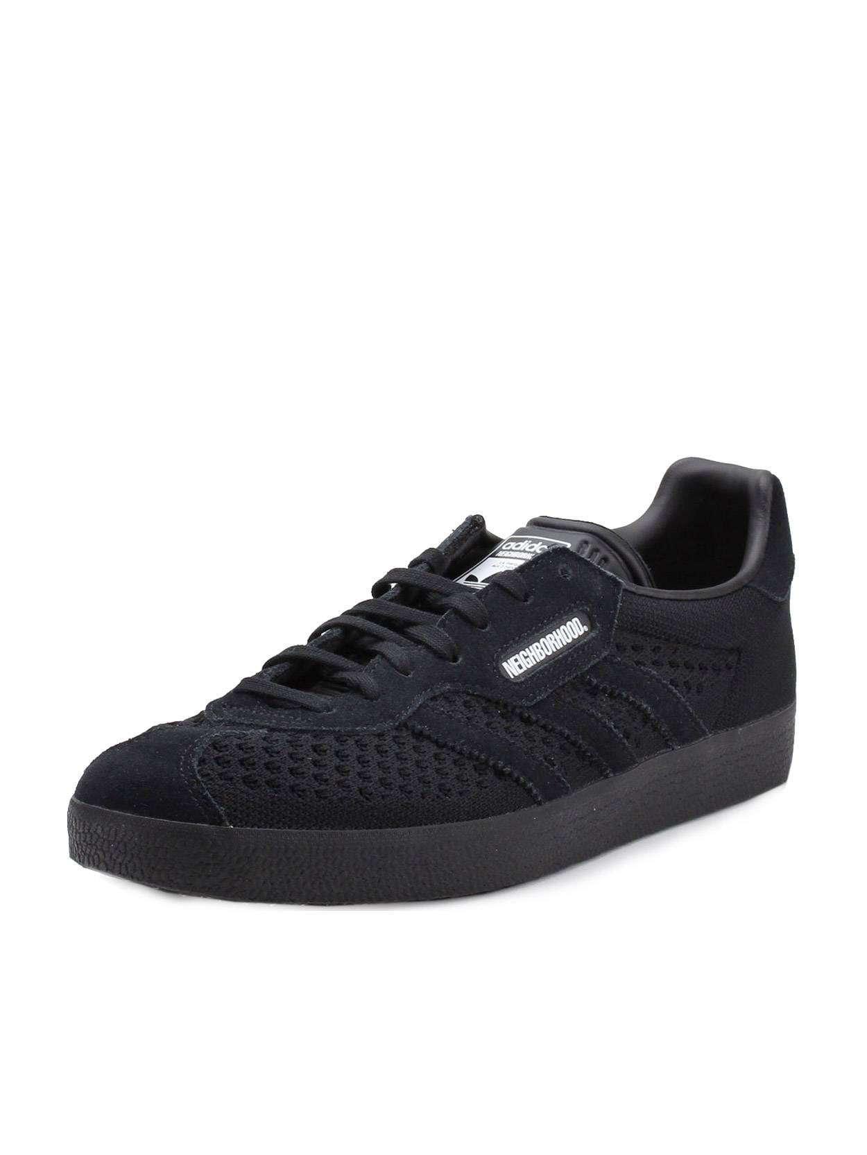 Adidas Mens Gazelle Super NBHD NEIGHBORHOOD Black DA8836 by Adidas