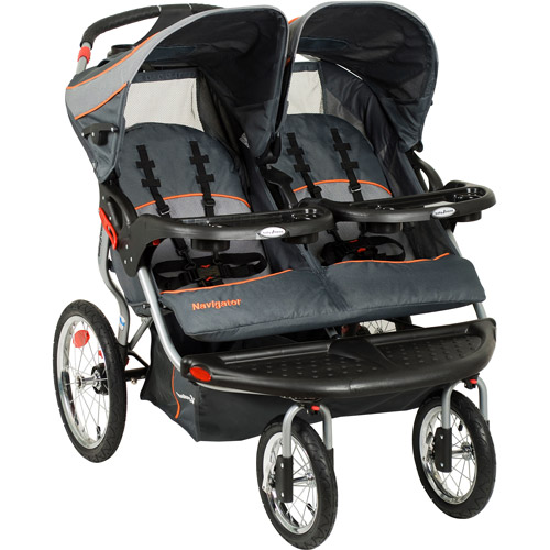 Baby Trend Navigator Double Jogger