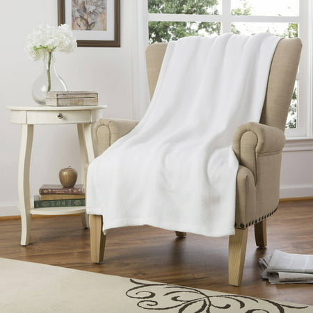 Better Homes And Gardens Cotton Throw Blanket