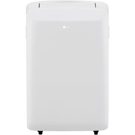 LG 8,000 BTU 115V Portable Air Conditioner with Remote Control, White