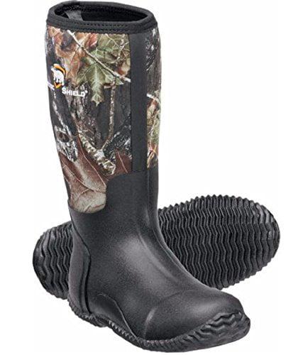 arctic shield s waterproof rubber neoprene boots