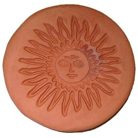 (Diffuser - Terra Cotta Stone Sun Design)