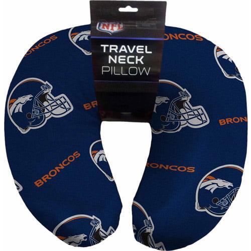 NFL U-Neck Pillow, Broncos