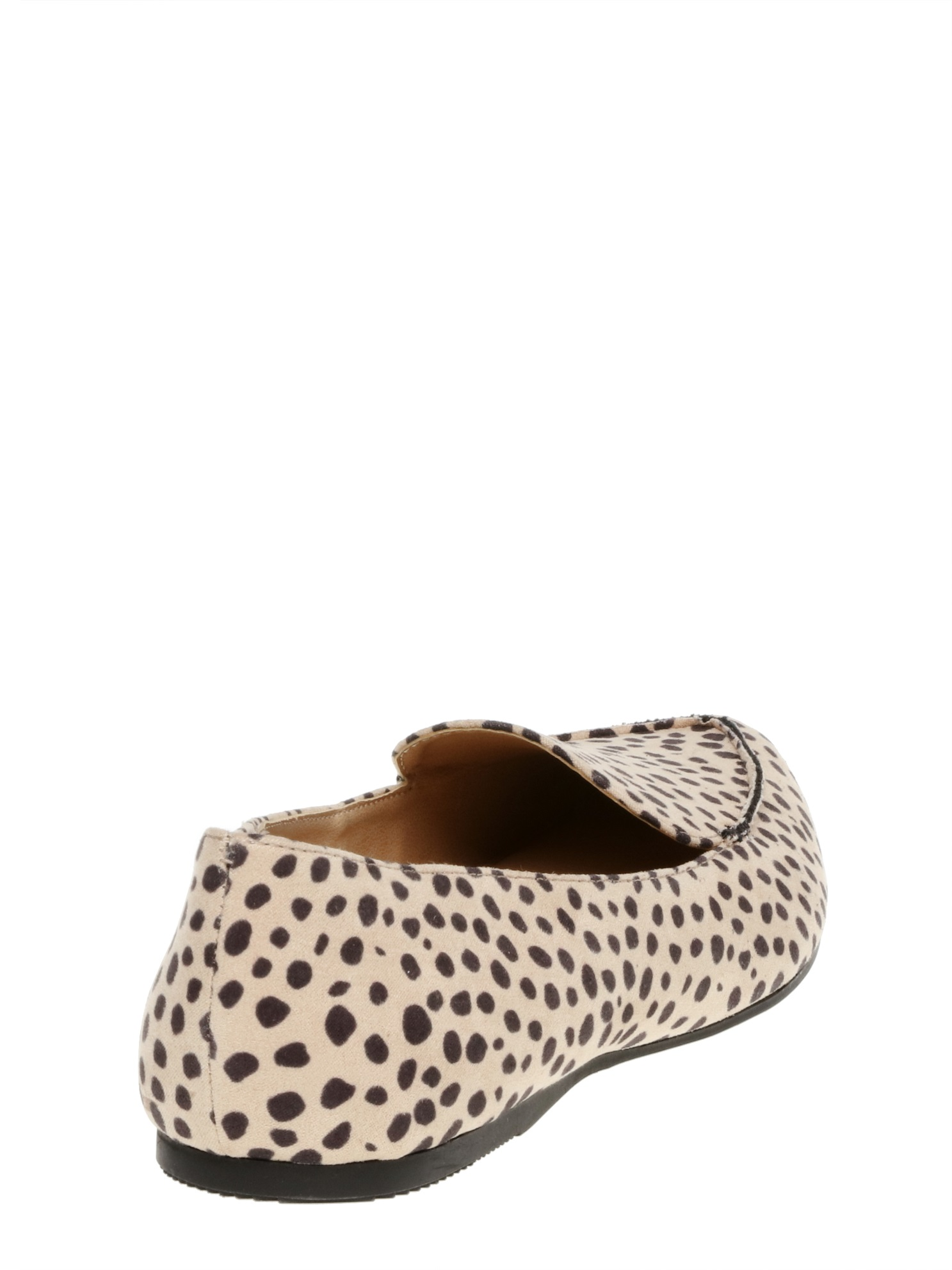 Animal Print Feather Flats, Wide Width