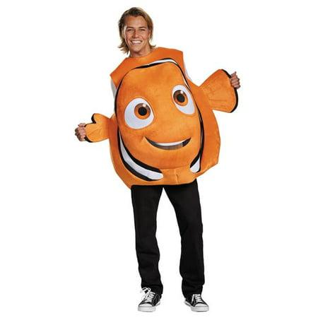 Morris Costumes DG10083 Nemo Fish Adult Costume - Nemo Costume For Adults