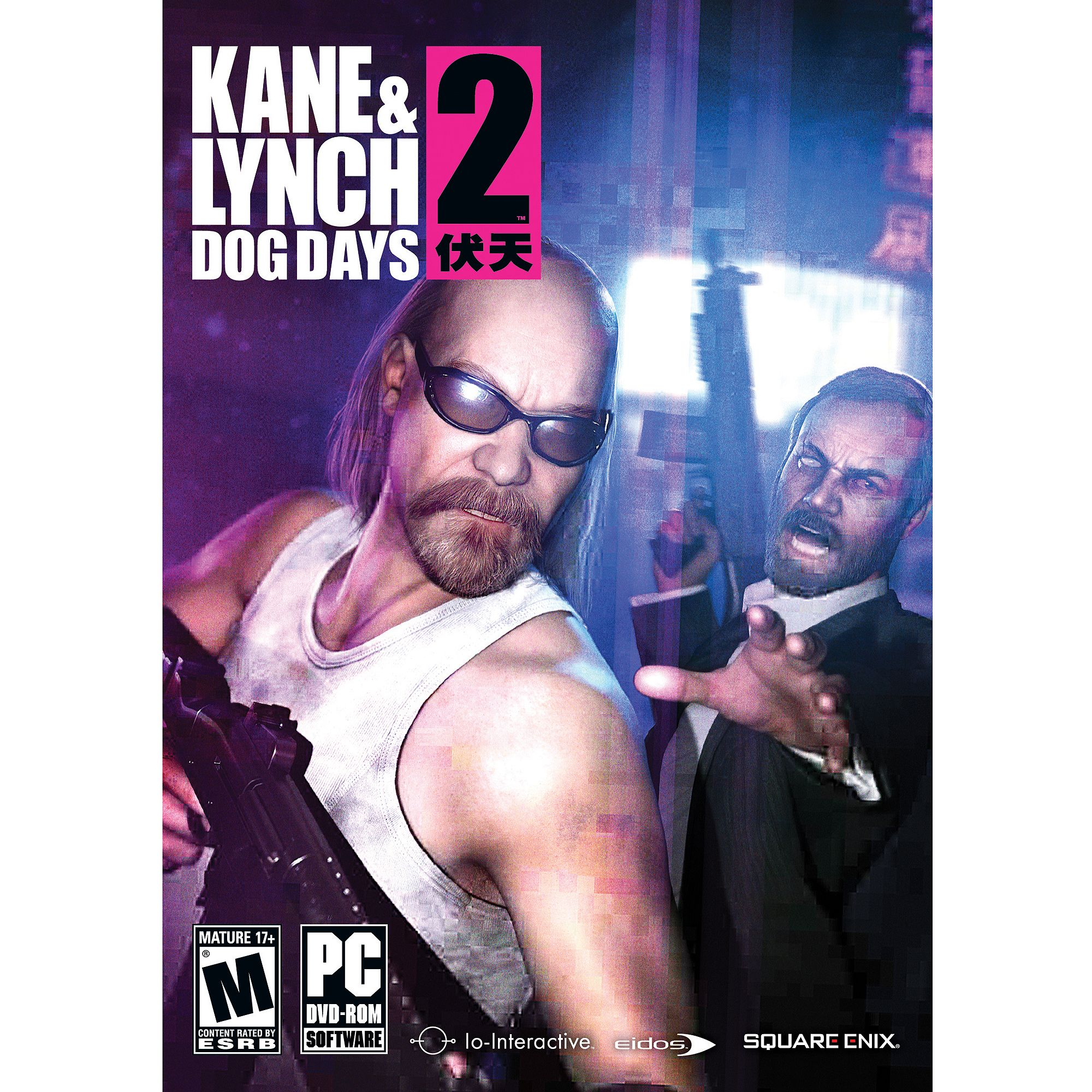 Kane and Lynch 2: Dog Days ESD Game (PC) (Digital Code)